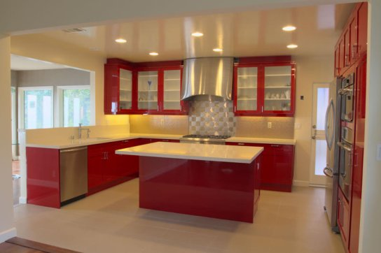 Exceptionnel Kitchen Front View Design